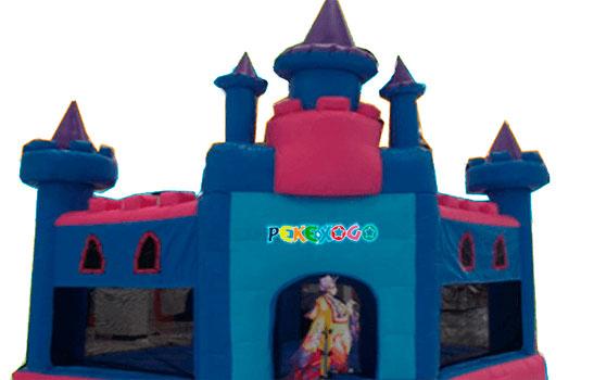 Hinchable Castillo Mágico